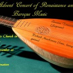 Tha Advent Concert of Renaissance and Baroque music